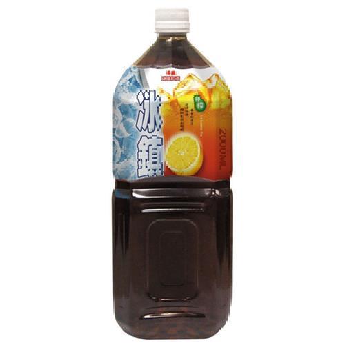 泰山 冰鎮紅茶(2000ml/瓶)[大買家]