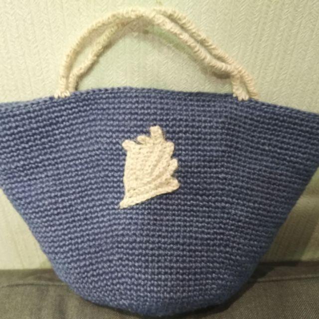手工鉤織手提包