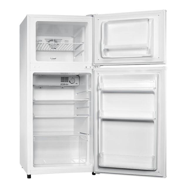 【奇龍網3C數位商城】TECO 東元 【R1303W】125公升 雙門冰箱*另R1001W
