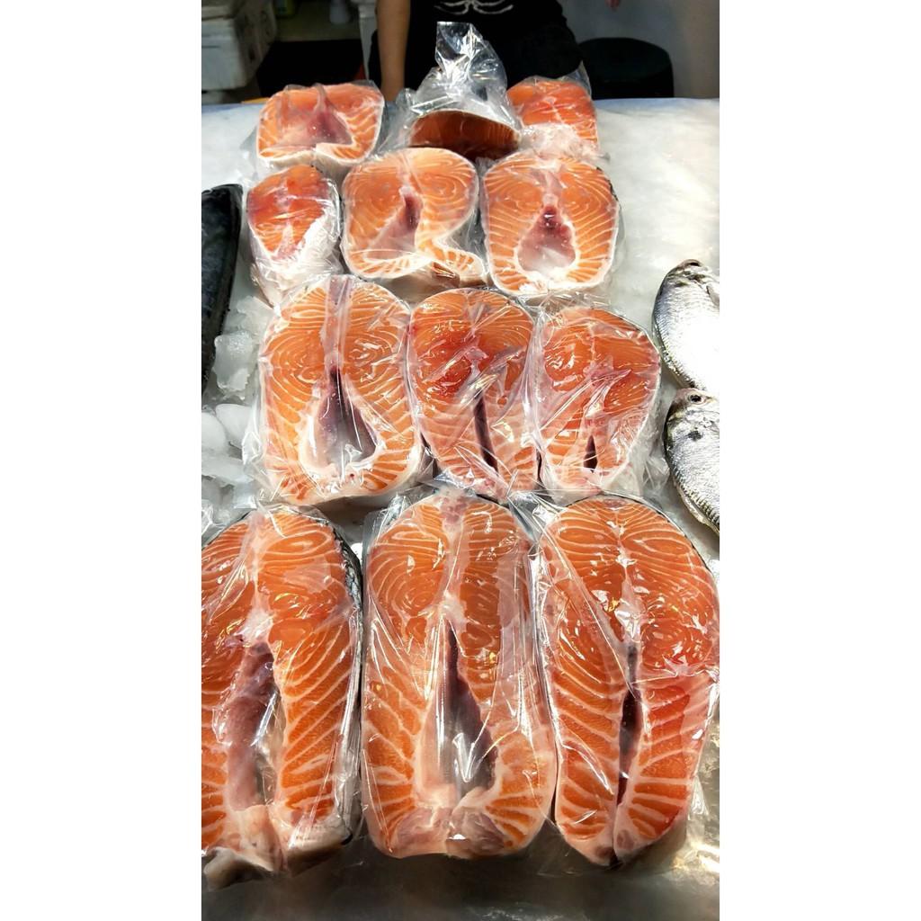 空運鮭魚#切片#整尾#鮭魚頭#鱈魚(大比目魚)#布達愛吃魚#三去真空