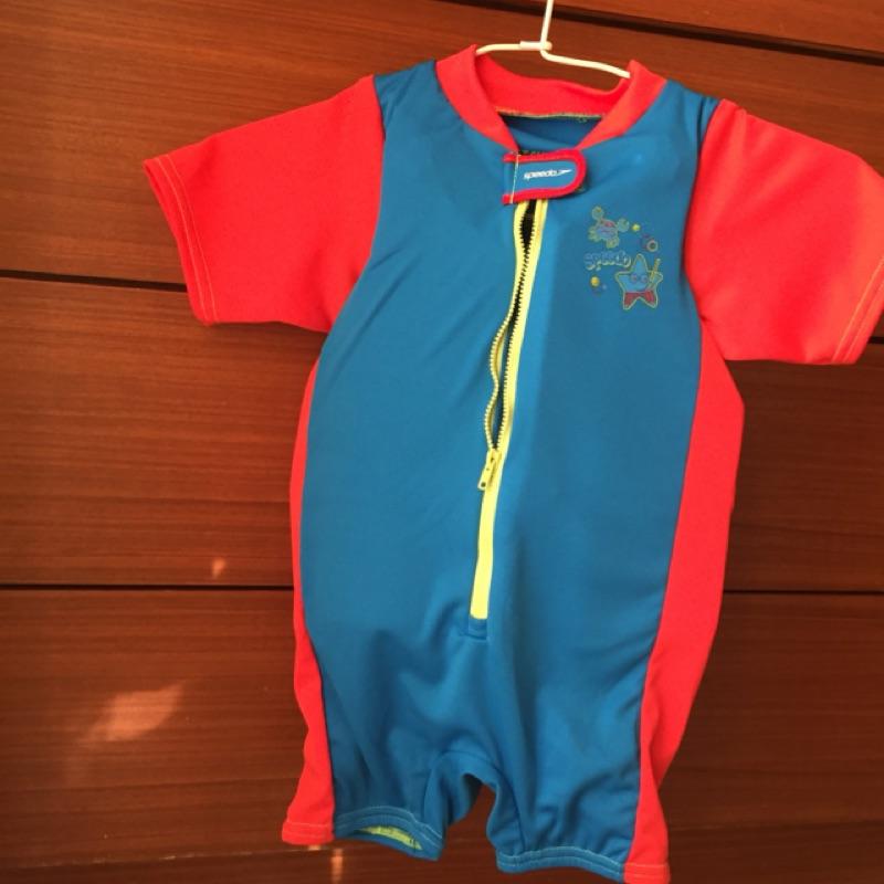 Speedo 兒童浮力泳衣 18-22kg 幾乎全新
