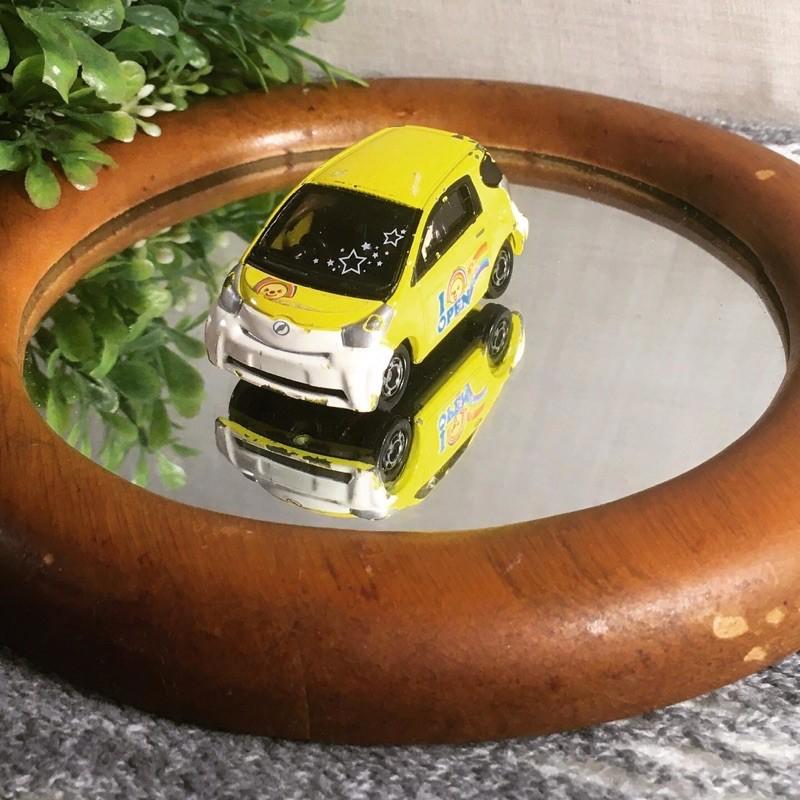 Tomica Toyota IQ Open將 7-11 限定版 Open小將 Open匠 Seven-Eleven