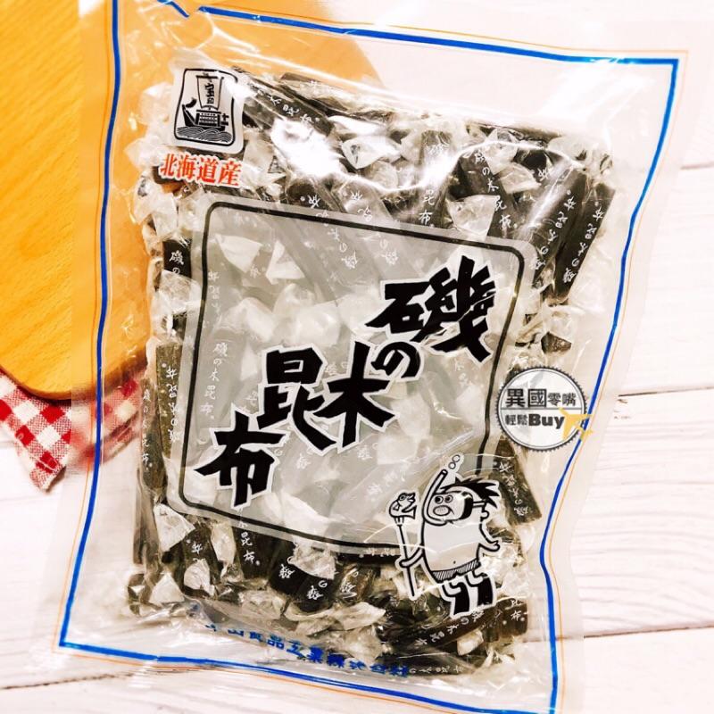 #日本零食#【現貨】北海道限定 中山食品 磯木昆布糖 昆布 磯之木昆布糖 磯の木昆布 昆布糖【異國零嘴輕鬆Buy】