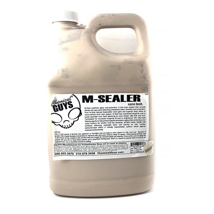 美國 Chemical Guys M-Seal Anti-Static Paint 3.7L 化學男人幫M型封體劑 好蠟