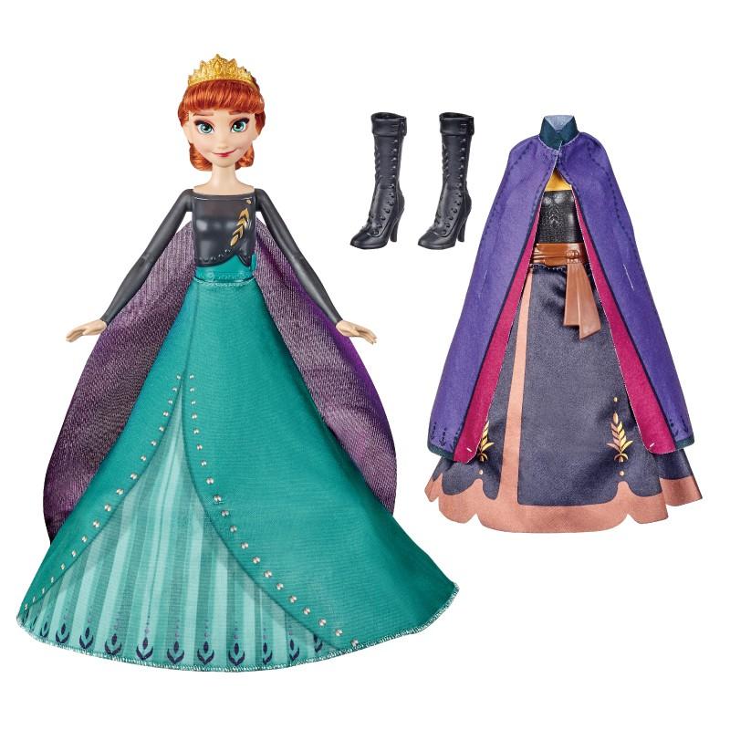 冰雪奇緣2Frozen安娜公主變裝組 玩具反斗城