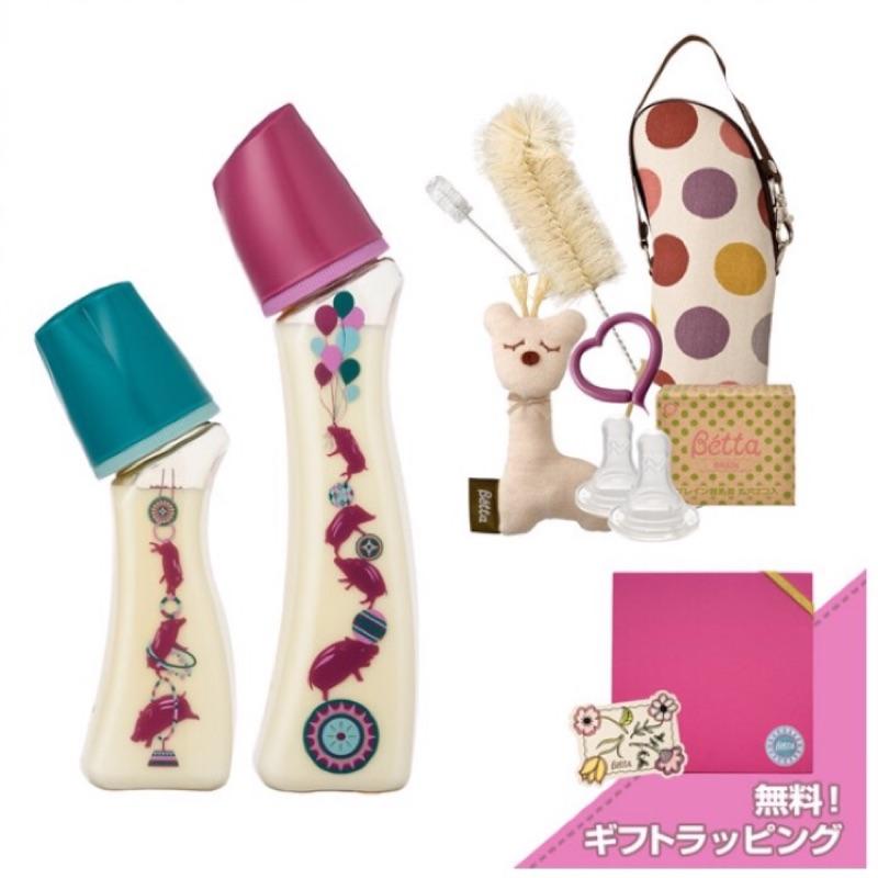 新發售Dr. Betta🐷2019豬年 生肖干支禮盒 ppsu防脹氣奶瓶《預購》