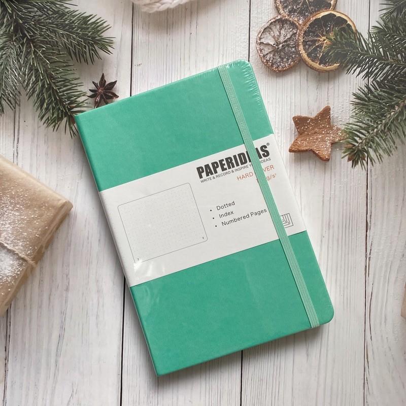 全新現貨 子彈筆記本 PAPERIDEAS 薄荷綠