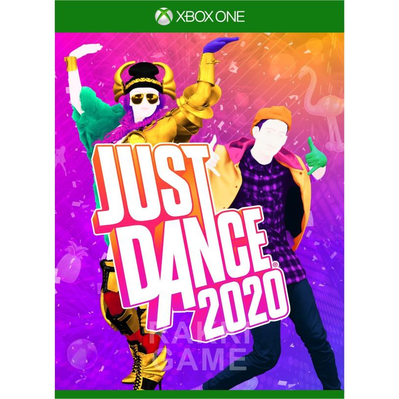 [正版序號] XBOX ONE 舞力全開 2020 KINECT Just Dance 2020 中文XBOXONE遊戲