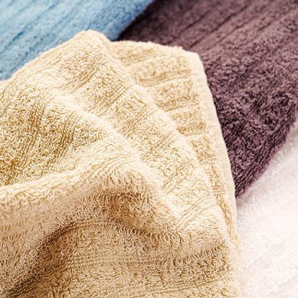 【HKIL-巾專家】莫蘭迪色蓬鬆厚款純棉毛巾