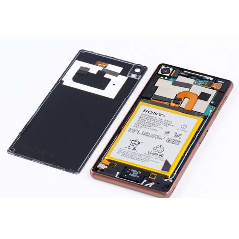 行動學習 高雄鳳山 SONY Xperia Z3 D6653 XZ3 原廠電池蓋 後殼 背面玻璃 背蓋 外殼 換到好 維修料件
