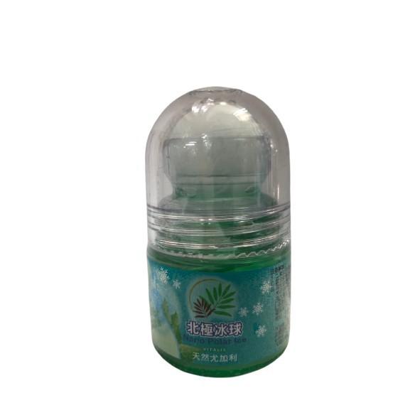 奈米北極冰球 天然尤加利 33G/瓶 (滾珠式貼心設計)