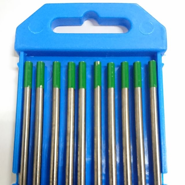 3.2*175綠鎢棒-綠鎢針WP Tungsten Electrodeds