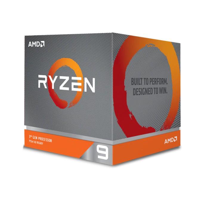AMD【12核】Ryzen9 3900X(12核/24緒) 3.8GHz/AM4/代理商/CPU/欣亞數位