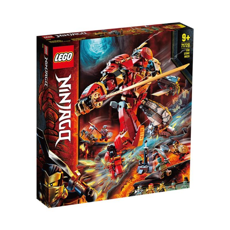 樂高積木Lego 71720 火焰石機械人 玩具反斗城