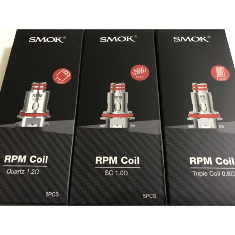 WoW 墨慌 Smok RPM40 RPM 40 成品芯 rba rpm80 rpm80pro NORD2 NORD