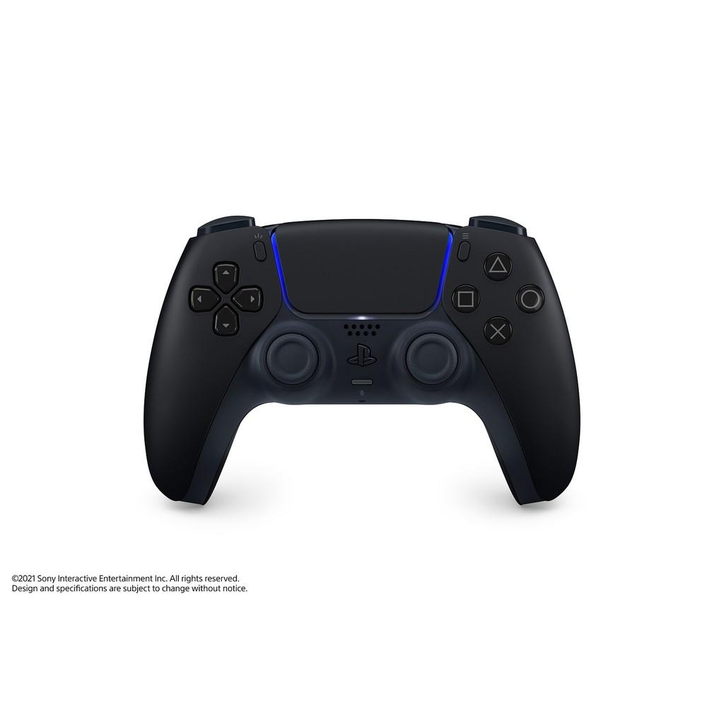 【PS5 周邊】PS5 DualSense 無線控制器 午夜黑 (現貨可以出不用等)