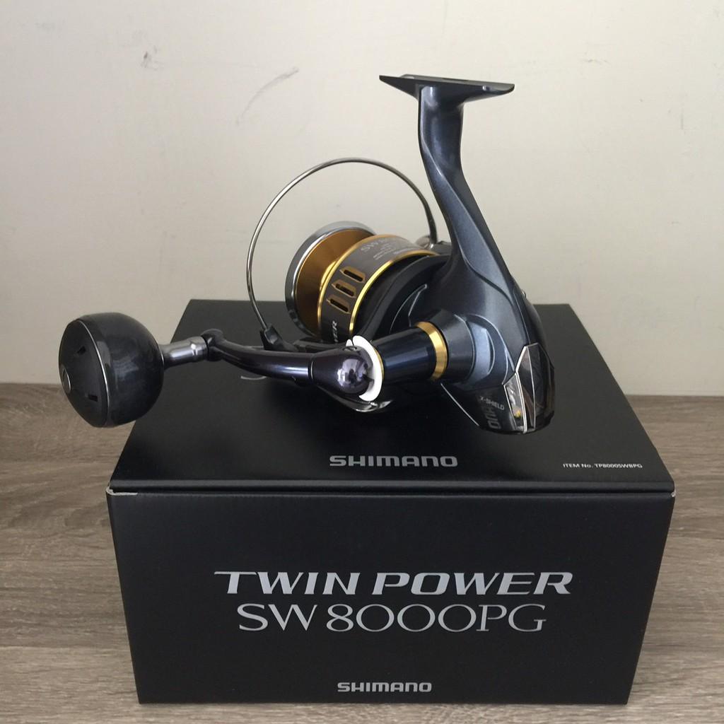 🔥【平昇釣具】 SHIMANO 15 TWIN POWER SW  8000PG 10000PG 14000XG捲線器
