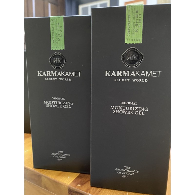 現貨 KARMAKAMET香氛系-白茶Silver Needle White Tea