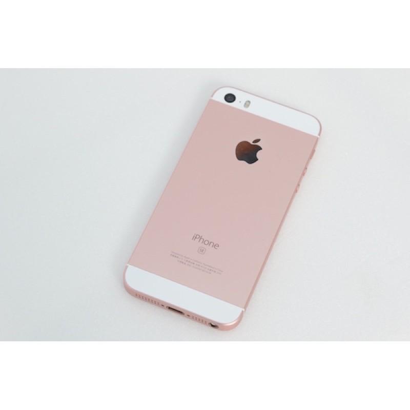 [二手]iphone SE 64G 玫瑰金 一代