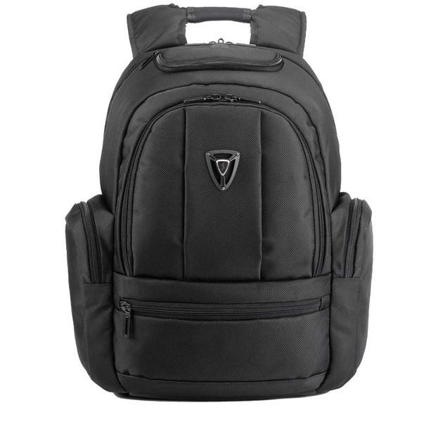 美國SUMDEX 15.6吋電腦 X-SAC 商務後背包 (PON-323BK黑色)