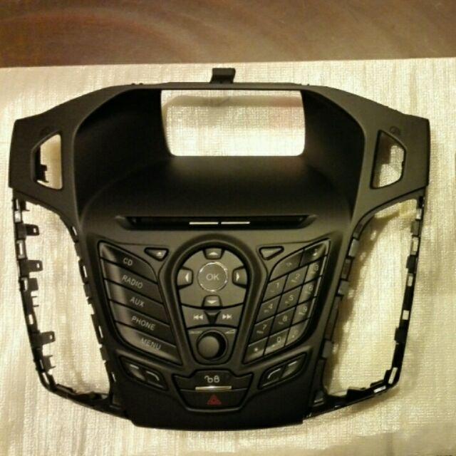 福特 Focus MK3(2014年)原廠音響主機含面板