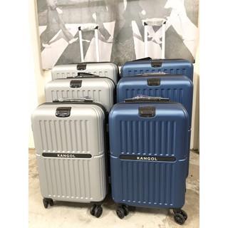 KAnGOL袋鼠輕量行李箱防盜防爆拉鏈20吋24吋28吋 新北市