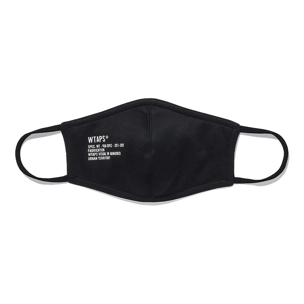 WTAPS 20AW PVI / MASK / POLY 口罩 布口罩 口罩套 非醫療