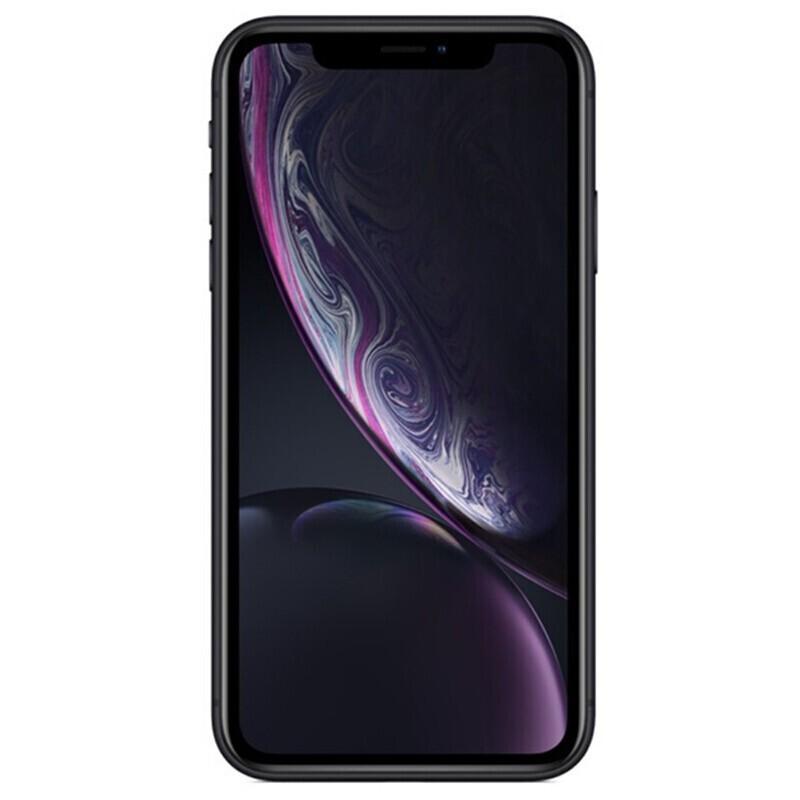 【二手99新】苹果XR手机 Apple iPhone X XR 6.1英寸 XR 黑色 128G 全网通