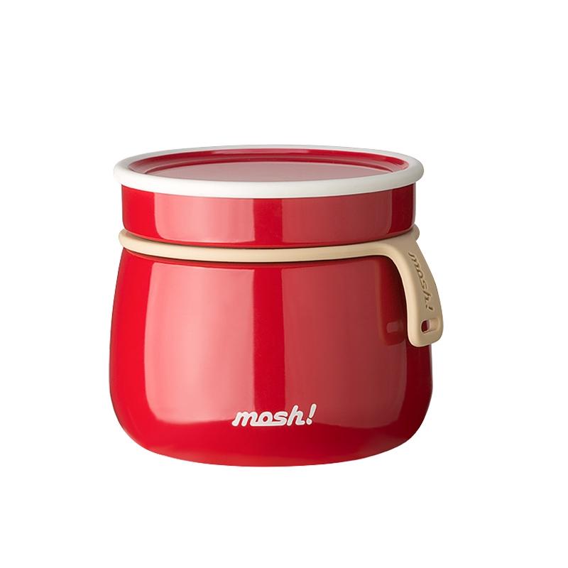 日本mosh燜燒杯女燜粥便攜寶寶嬰兒外出小保溫桶悶燒壺悶燒罐飯盒現貨 免運