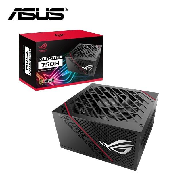 ASUS 華碩 ROG-STRIX-750G 750W 80+金牌