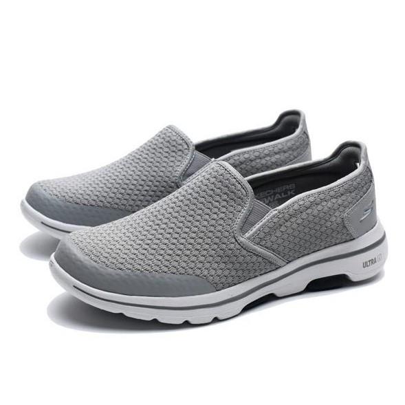 【PH運動廣場】55510LGBL 原價$2790 SKECHERS #1074 GOWALK 男款 健走鞋