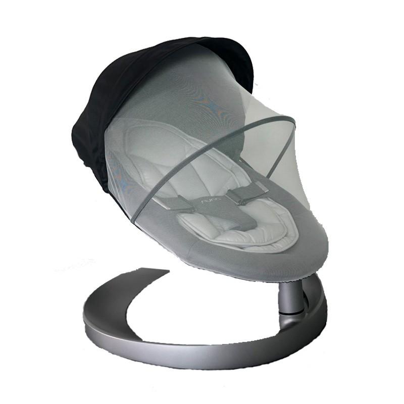 ﹍✟☼荷蘭nuna leaf嬰兒 寶寶安撫玩具防蚊帳罩布套坐墊子專用配件