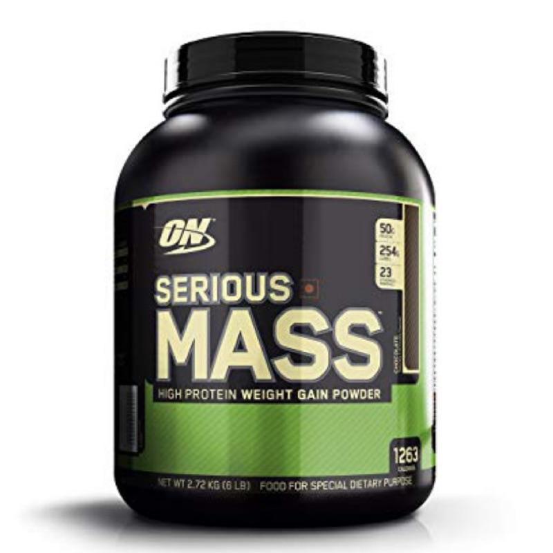 《現貨》ON Serious Mass 高熱量乳清 增重蛋白