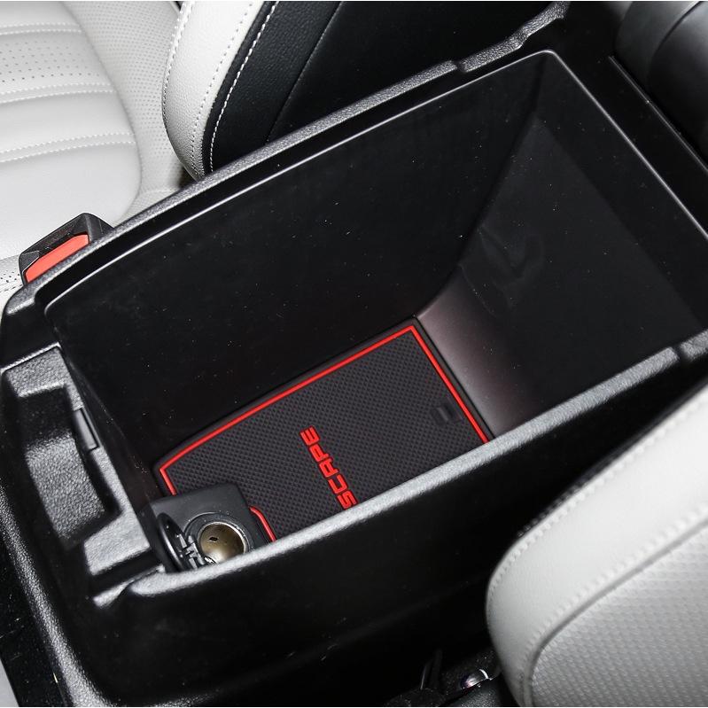 M 福特FORD【KUGA MK3水杯墊】 2020-2021年KUGA專用 門槽墊 止防滑墊 車內儲物槽保護墊