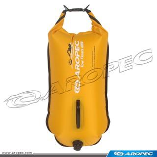 【AROPEC】 亞洛沛 RF-DJ02-28L 黃 雙氣囊游泳浮球(可當作防水袋用) 新北市