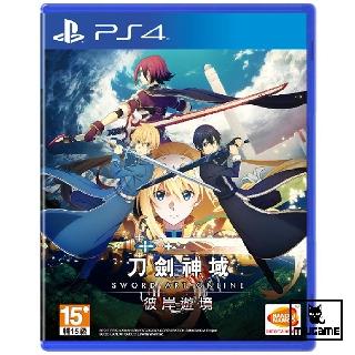 【夜貓電玩】PS4《刀劍神域 彼岸遊境》中文一般版/ 限定版 新北市