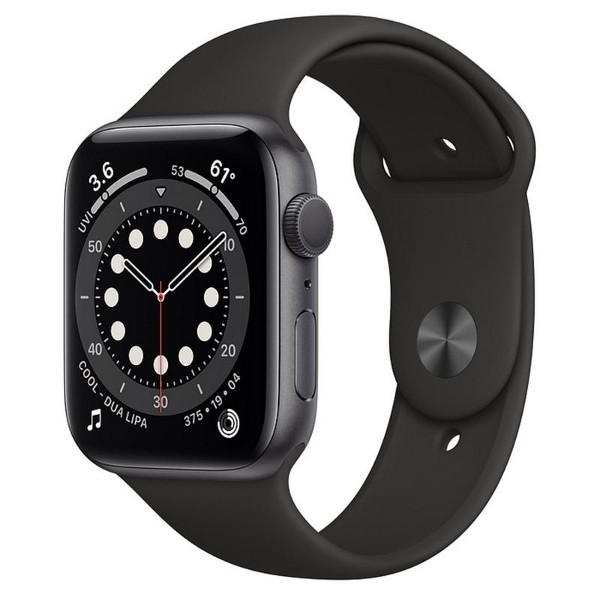 自取11000 全新原廠未拆封 非福利品 保固未啟動 Apple Watch s6 44mm GPS 灰 智慧手表