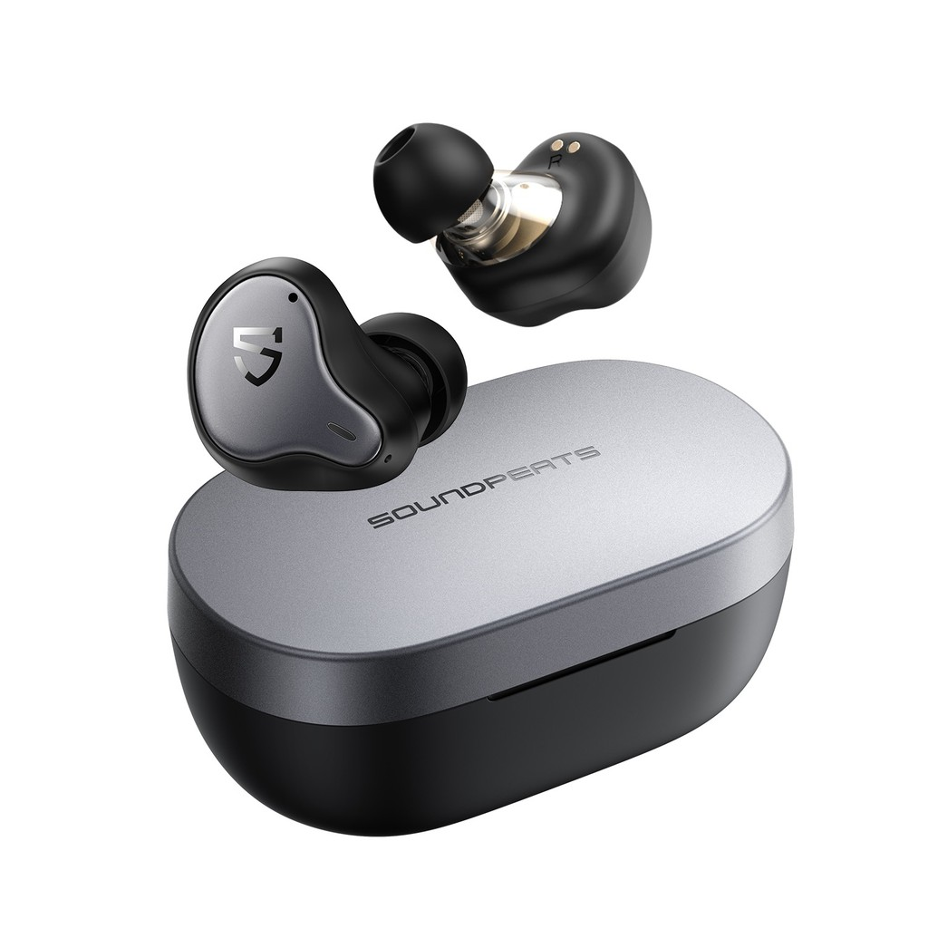 官方正品 台灣發貨 Soundpeats  Truengine H1 升級版 旗艦版 藍芽耳機 婁氏動鐵 耳機