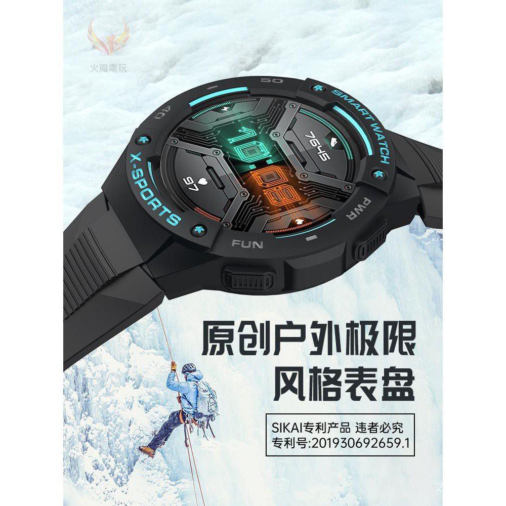 【現貨下殺】適配華為watchGT2e手錶殼gt2e保護殼錶殼GT2E錶帶替換腕帶