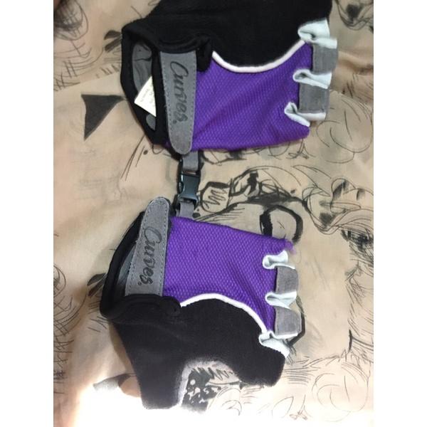 二手 curves 健身手套 size s