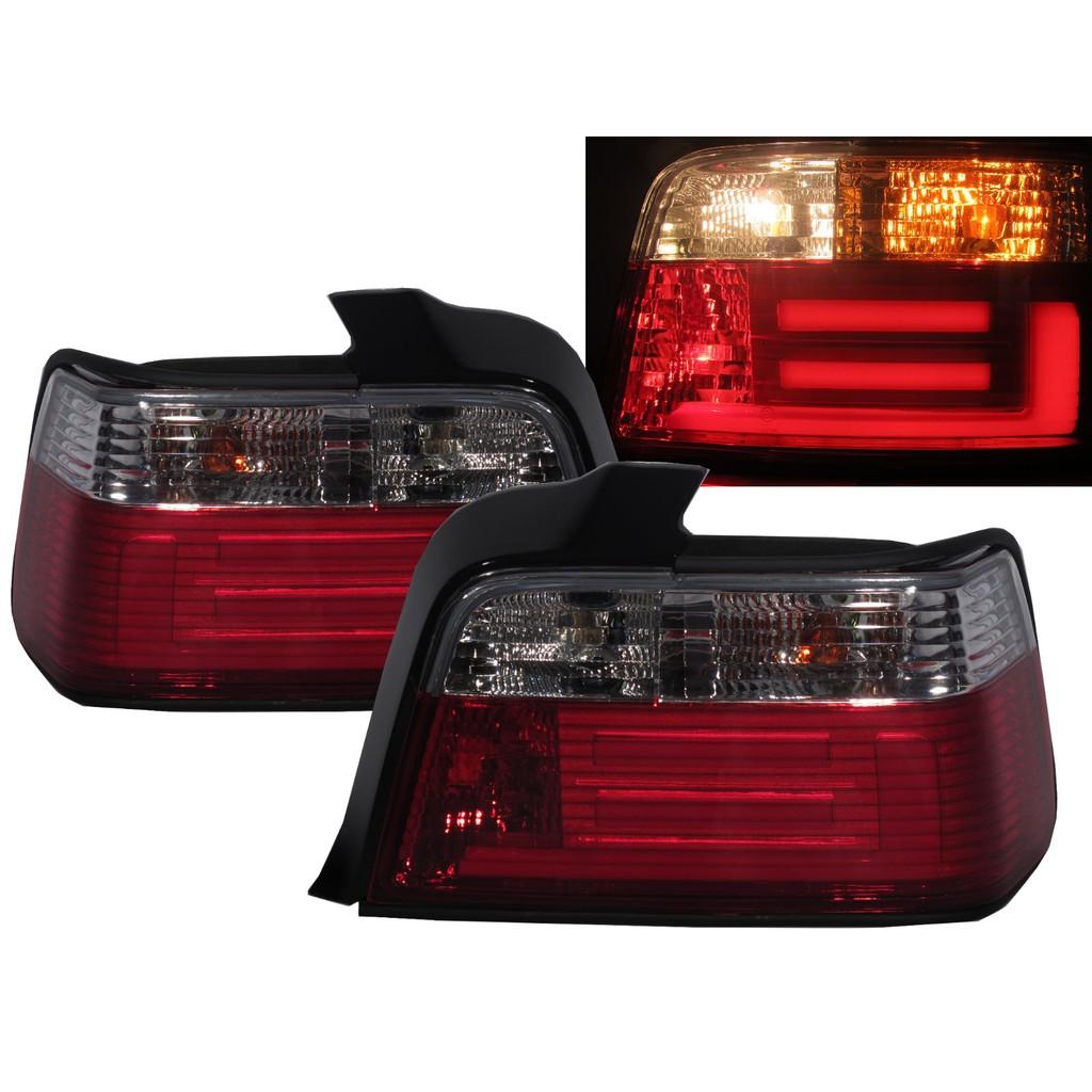卡嗶車燈 BMW 寶馬 3-Series E36 1992-1998 四門車 LED 尾燈