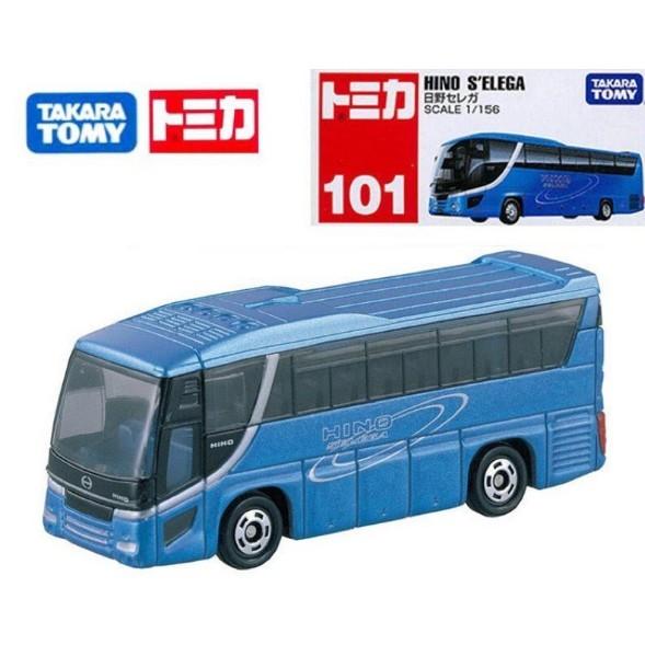 TOMICA  NO.101 HINO S'ELEGA