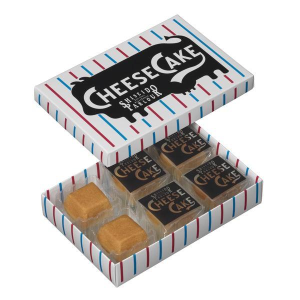 資生堂Parlour 起司蛋糕禮盒 一盒6入 1998681