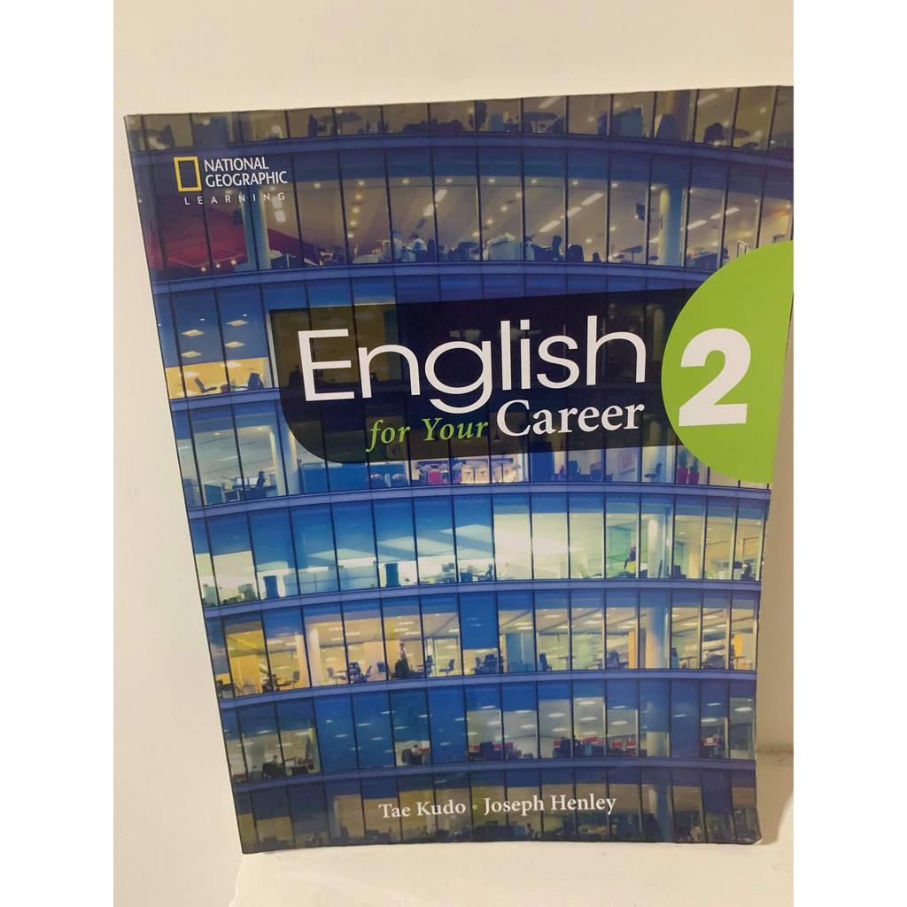 English for Your Career2