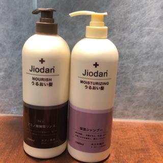 Jiodan 燙染護色保濕洗髮精+胺基酸神護 高雄市