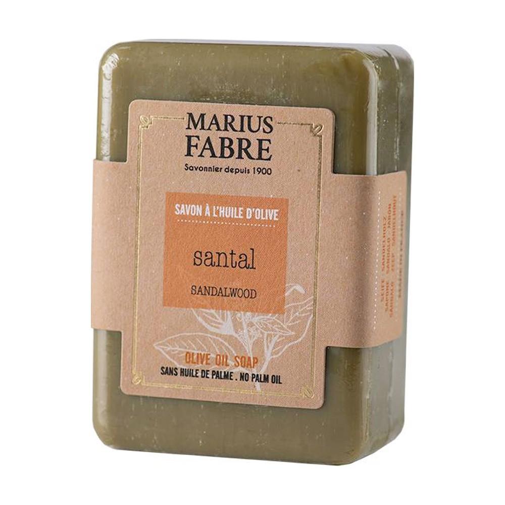 法國 Marius Fabre 法鉑 天然草本檀香橄欖皂 150g (MF028)