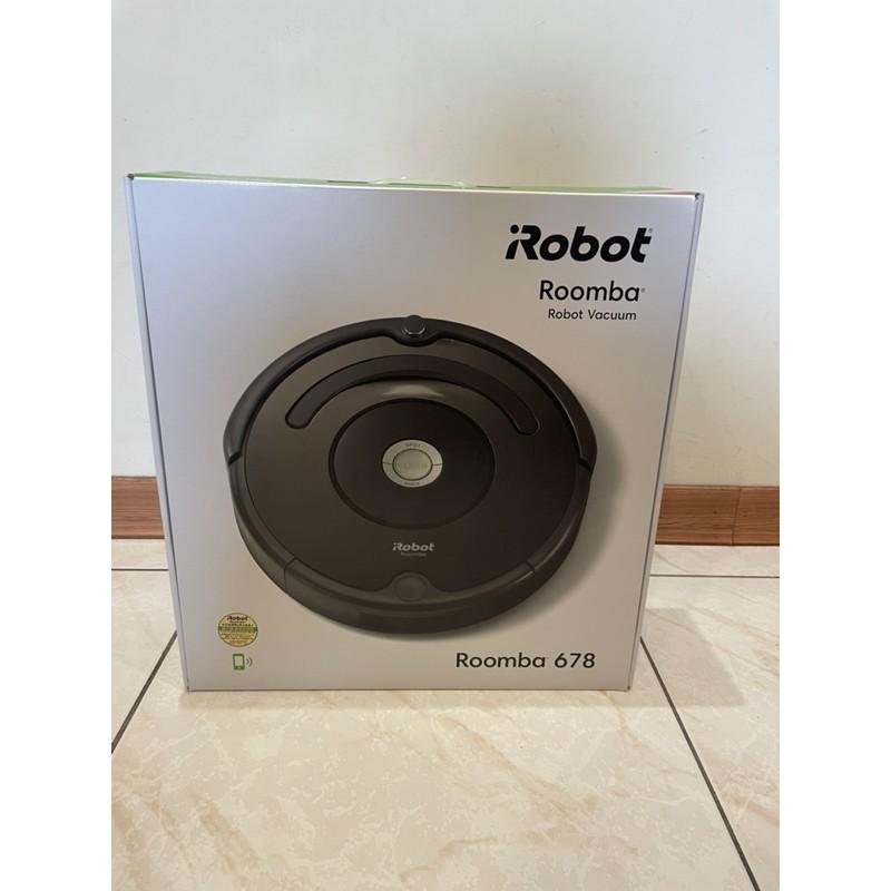iRobot 掃地機器人 Roomba 678(價錢可議)