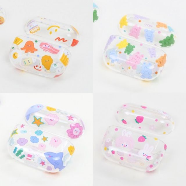 the RECORDER factory💎Airpods pro clear case AirPods pro保護套