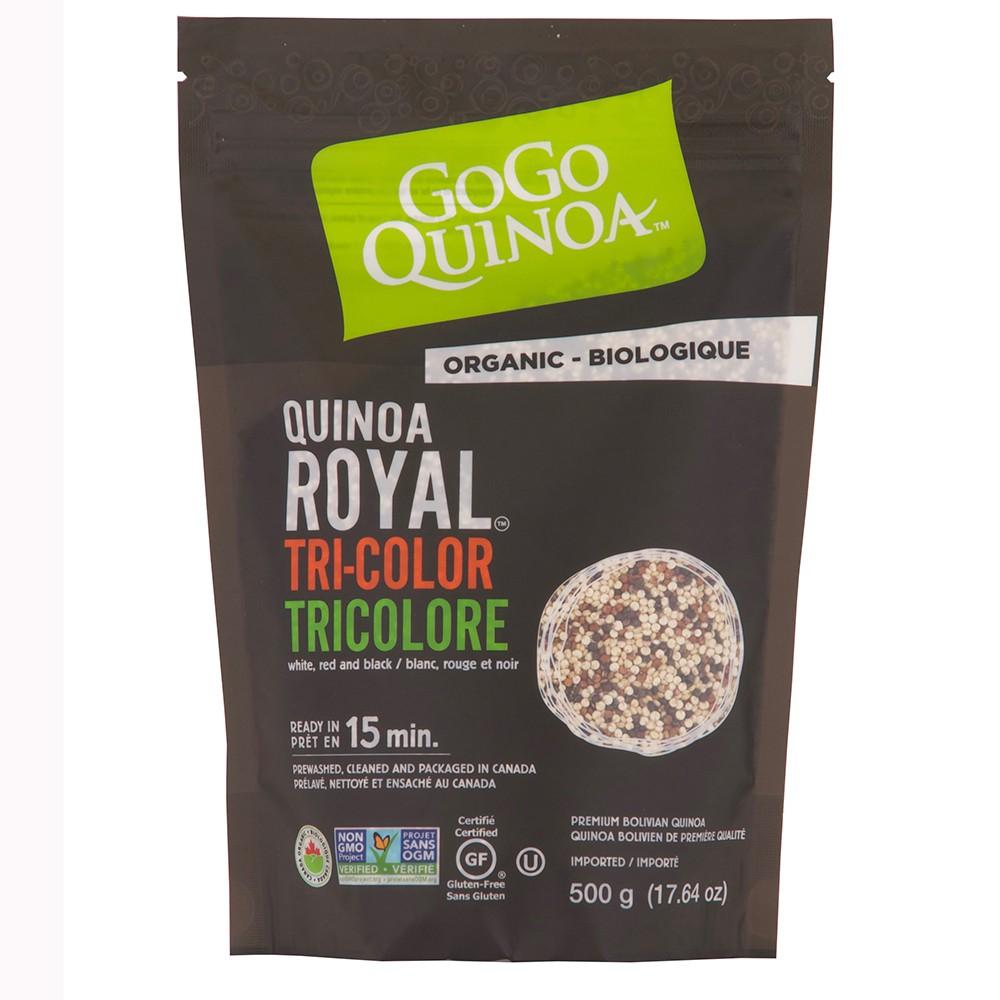 Gogo Quinoa 有機三色藜麥
