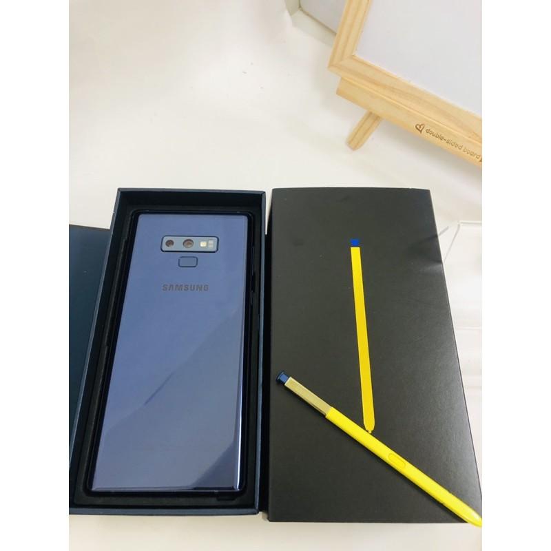 K3數位 二手 Samsung Note 9 Android 高雄實體店面含稅發票 保固七天